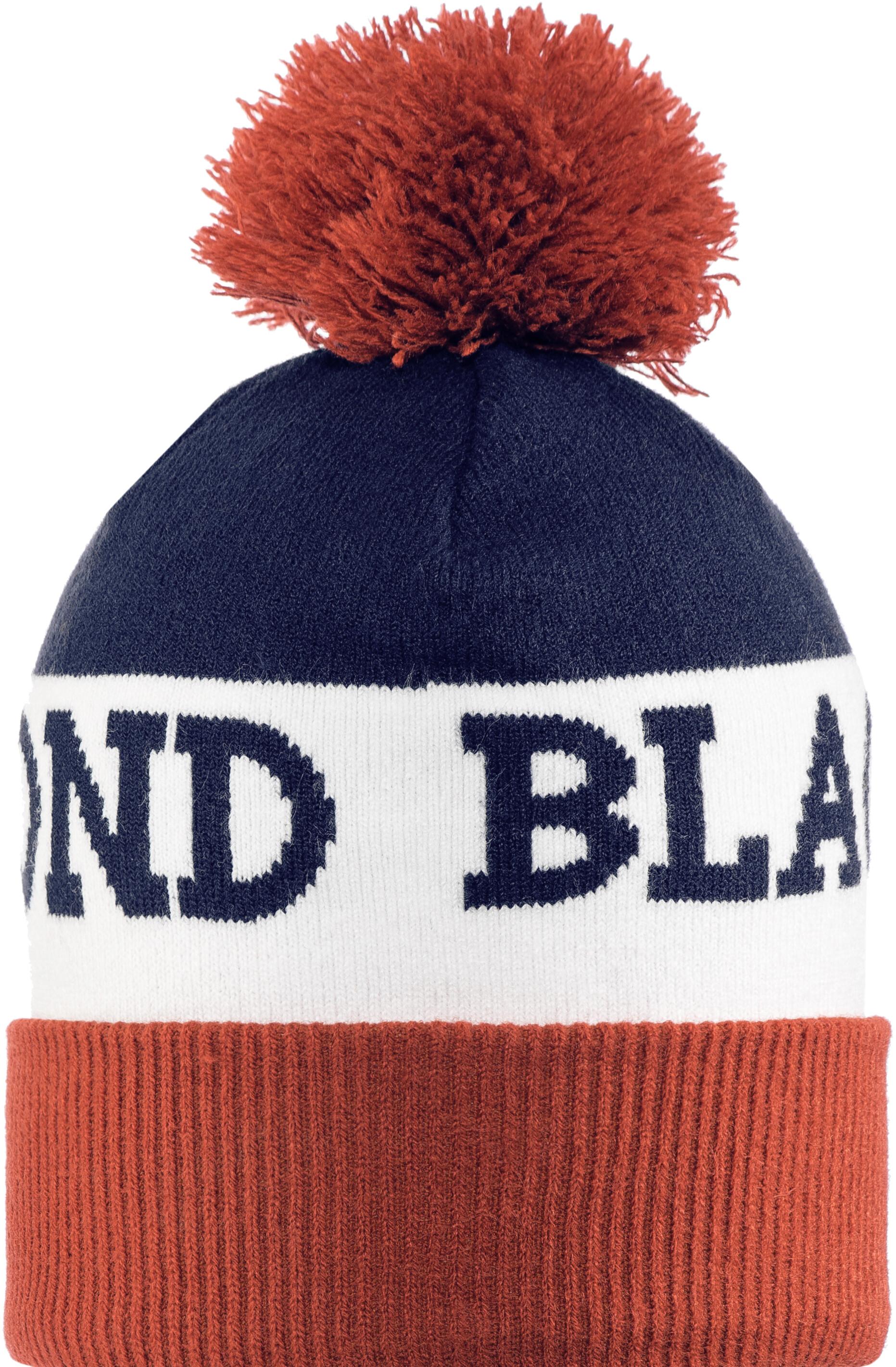 6da6d61f3e3 Black Diamond Tom Pom Headwear red blue at Addnature.co.uk